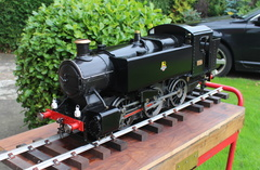 Steam Locomotive and Traction Engines Scale Models - Antique